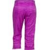 Norrøna W's lyngen alpha100 ¾ Pants Pumped Purple